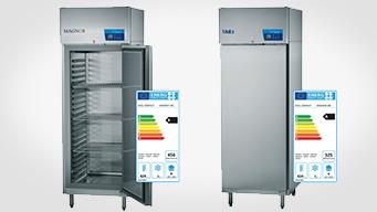 Kühlschränke und Kühltheken